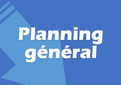 Planning general