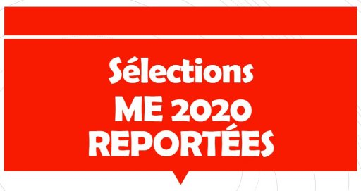 SELECTIONS ME 2020